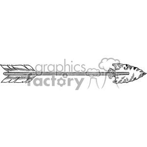 300x300 Royalty Free Vintage Arrow Vector Vintage 1900 Vector Art Gf