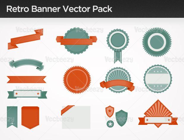 620x471 Vintage Banner Vector Free 7835 Loadtve