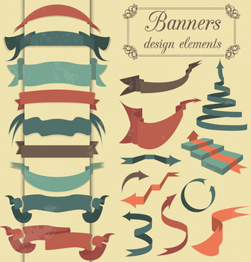 353x368 Vintage Banner Free Vector Download (15,878 Free Vector) For