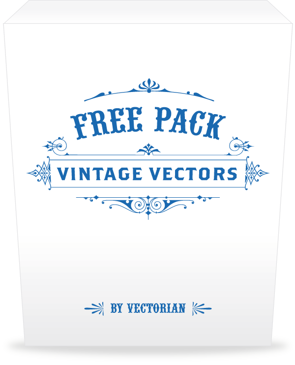 600x742 Download Free Vintage Ornaments, Illustrations And Borders