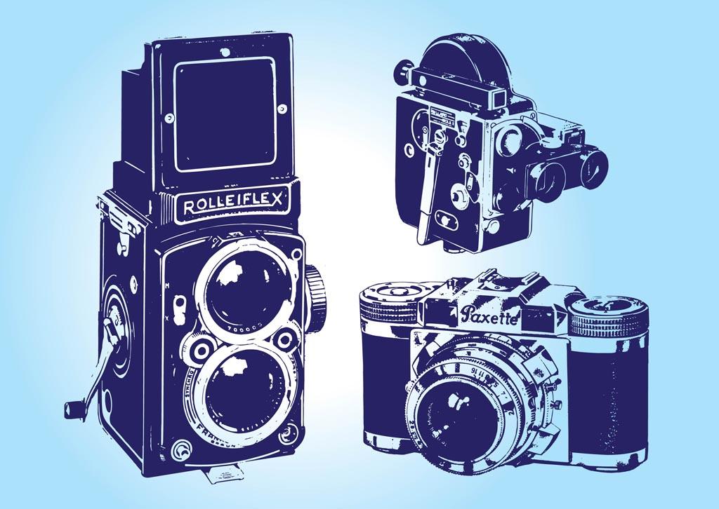 1024x726 Vintage Camera Vectors Vector Art Amp Graphics