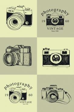 245x368 Vintage Camera Vector Free Vector Download (7,758 Free Vector) For