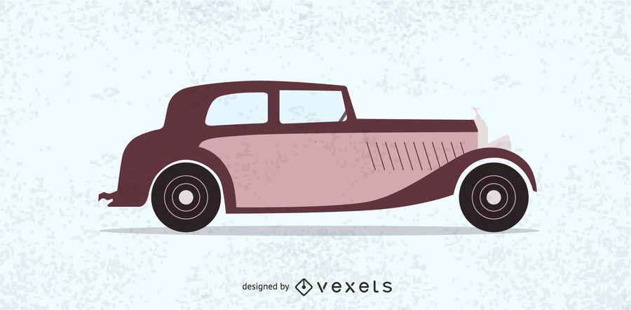 900x442 Hot Rod Vintage Car