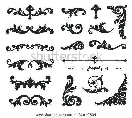 450x401 Ornate Design Ornate Designs Ornate Vintage Design Elements