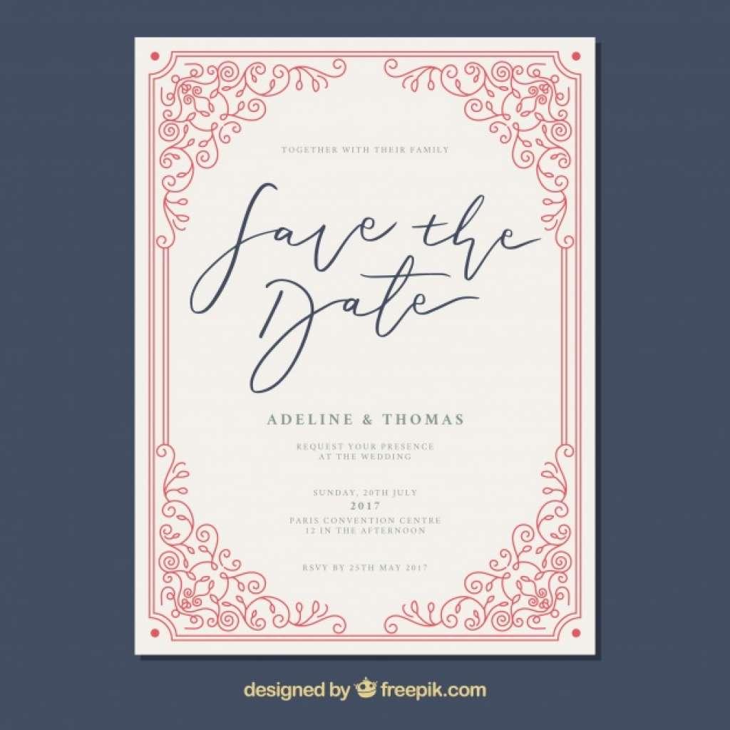1024x1024 Wedding Card Border Vector Free Download Inspirational Wedding