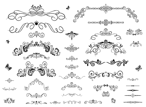 500x369 How To Create A Beautiful Vintage Frame In Illustrator