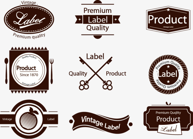 650x467 Vector Antique Label, Antique Label, Vector Free Download, Signage
