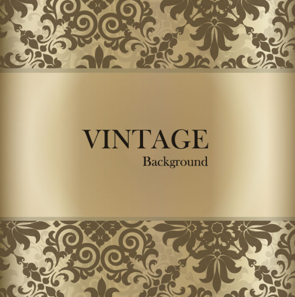 597x600 Vintage Lace Background Vector Free Vector In Encapsulated