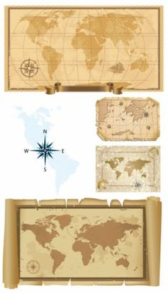 236x411 10 Best World Map Images Antique Maps, Map Vector