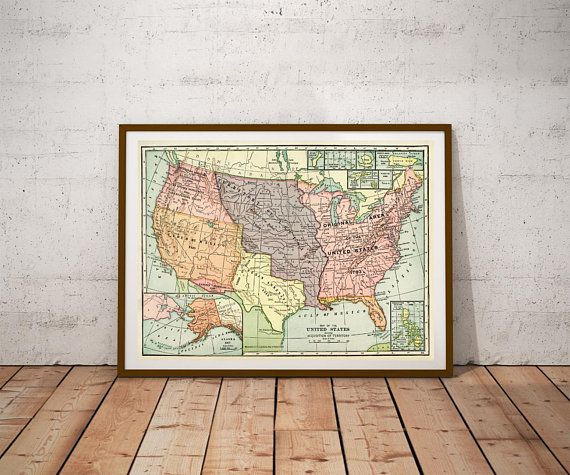 570x475 Us Map Vector Art