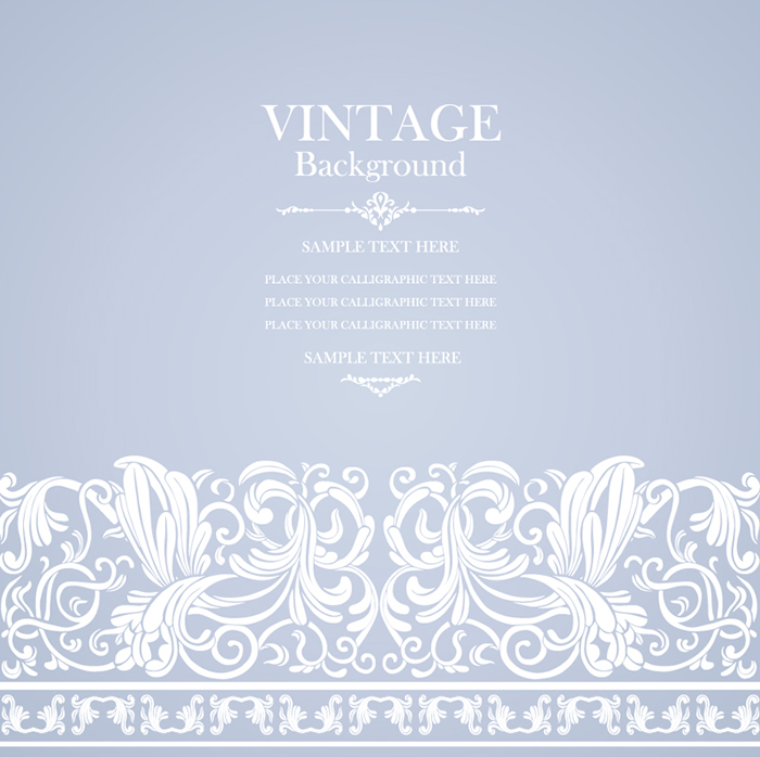 700x698 Vintage Pattern Background Free Vector Graphic Download