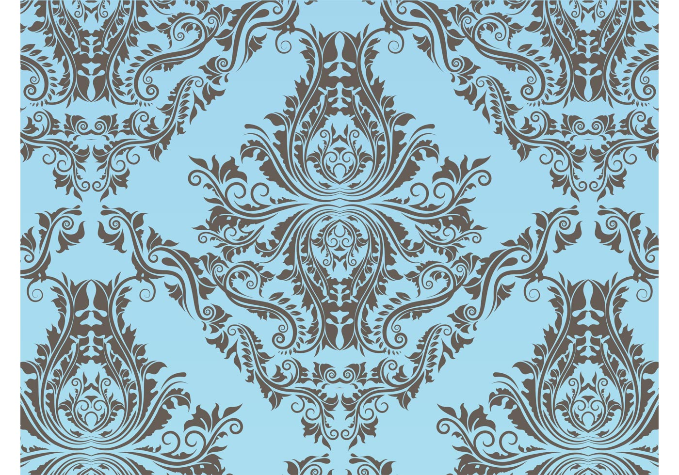 1400x980 Antique Vector Pattern