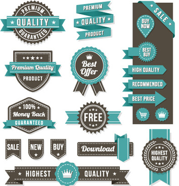 354x368 Vintage Ribbon Vector Free Free Vector Download (11,048 Free