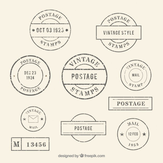 626x626 Postage Stamp Vectors, Photos And Psd Files Free Download
