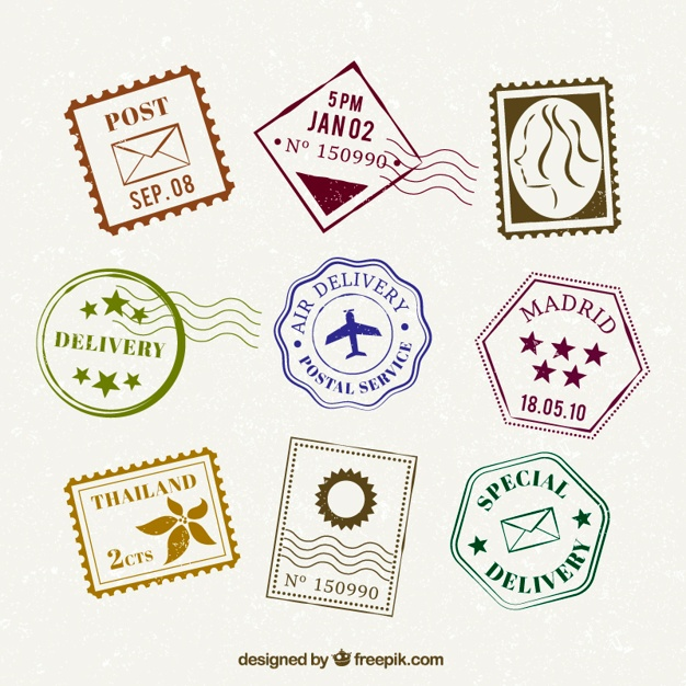 626x626 Travel Stamps Vectors, Photos And Psd Files Free Download
