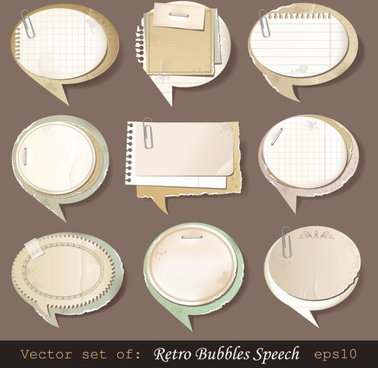 378x368 Retro Stickers Free Vector Download (9,341 Free Vector) For