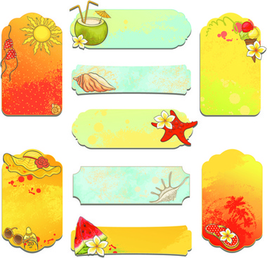 380x368 Vintage Sticker Free Vector Download (9,866 Free Vector) For