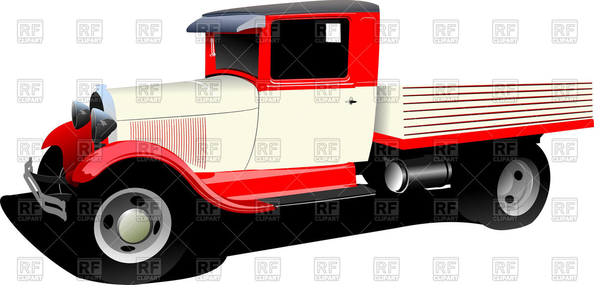 1200x576 Old Fashioned Rarity Truck