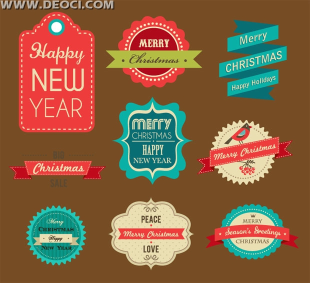 620x566 9 Beautifully Vintage Vector Design Template Eps Promotional