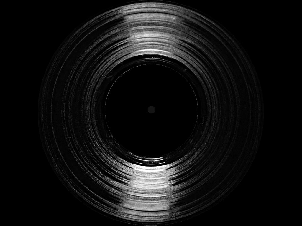 Vinyl Record Vector