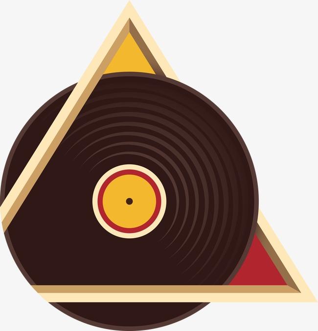 650x675 Vector Vinyl Record, Music, Vinyl Records, Retro Png And Vector