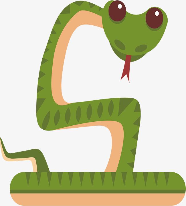 650x723 Green Circling Viper, Vector Png, Viper, Green Snake Png And