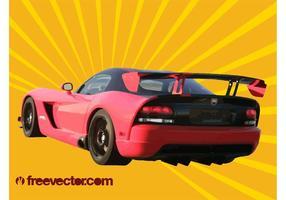286x200 Viper Free Vector Art
