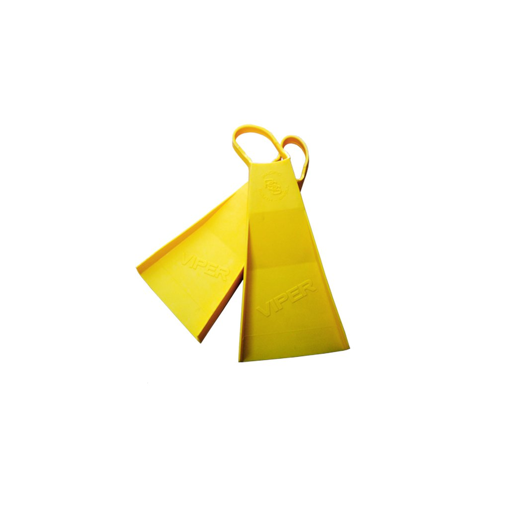 1024x1024 Viper Vector V5 Yellow Surfing Fins