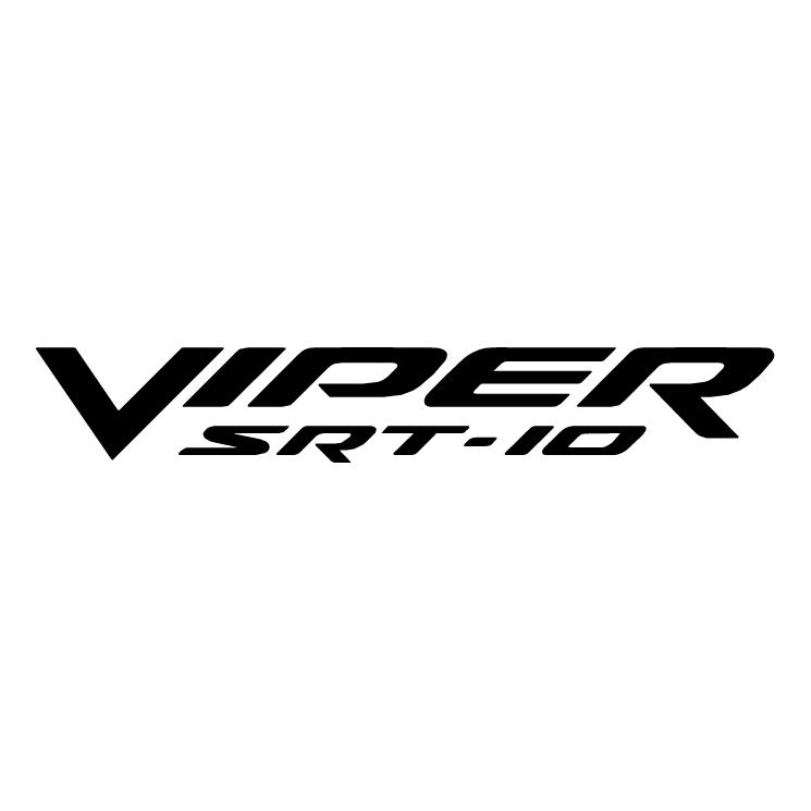 745x745 Viper Srt 10 Free Vector 4vector