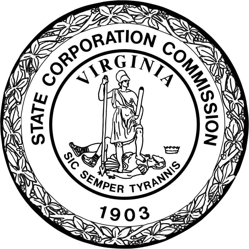1024x1024 Fileseal Of The State Corporation Commission Of Virginia.svg