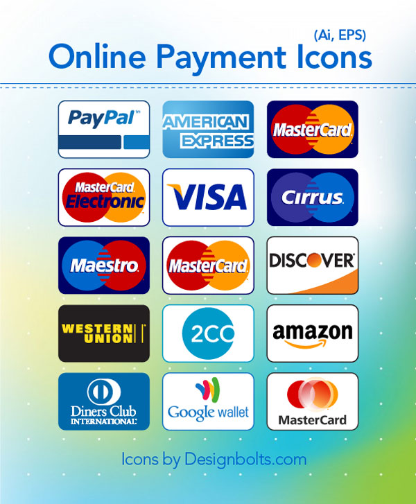 600x727 Free New Credit Card Amp Online Payment Method Icons Pngs Amp Vector