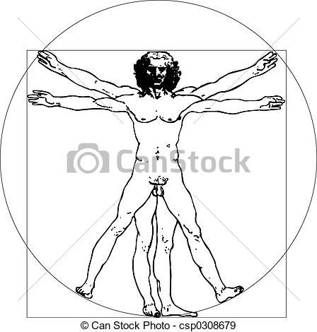 448x470 Free Da Vinci Man Icon 87583 Download Da Vinci Man Icon