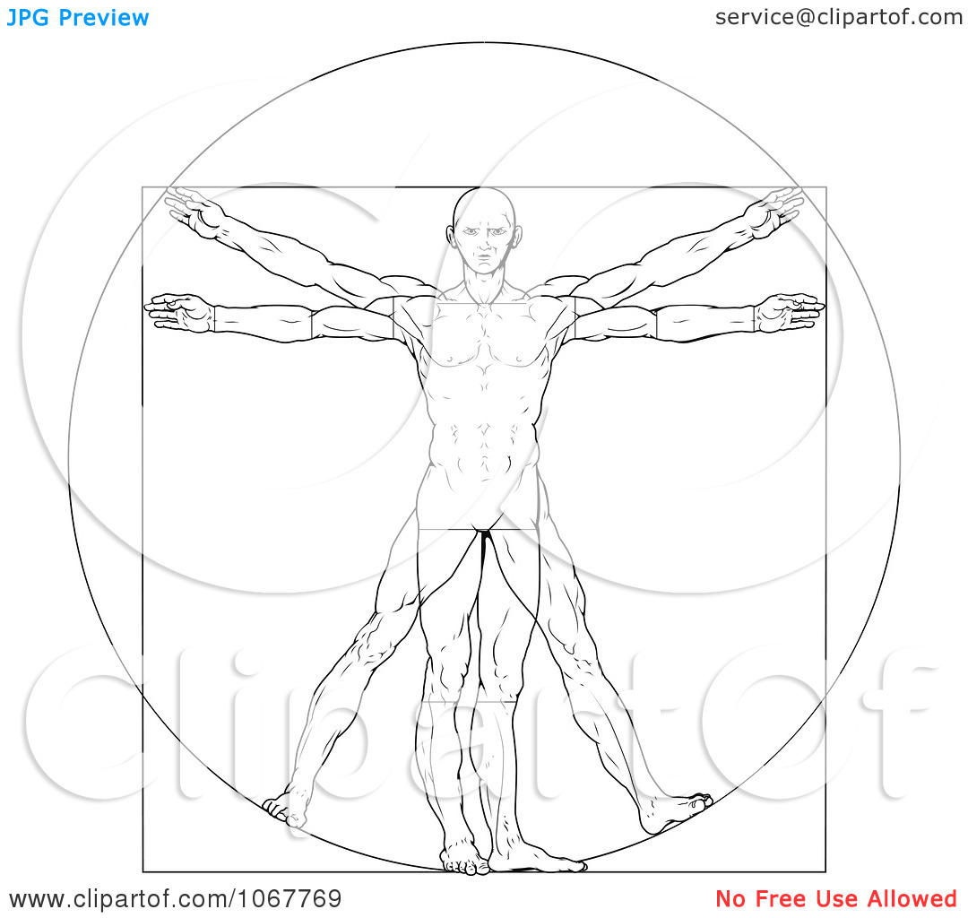 1080x1024 Anatomical Man Clipart Png