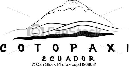 450x235 Resumen, Cotopaxi, Vector, Ecuador.