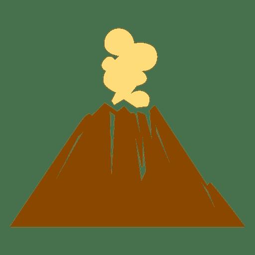 512x512 Volcano Icon