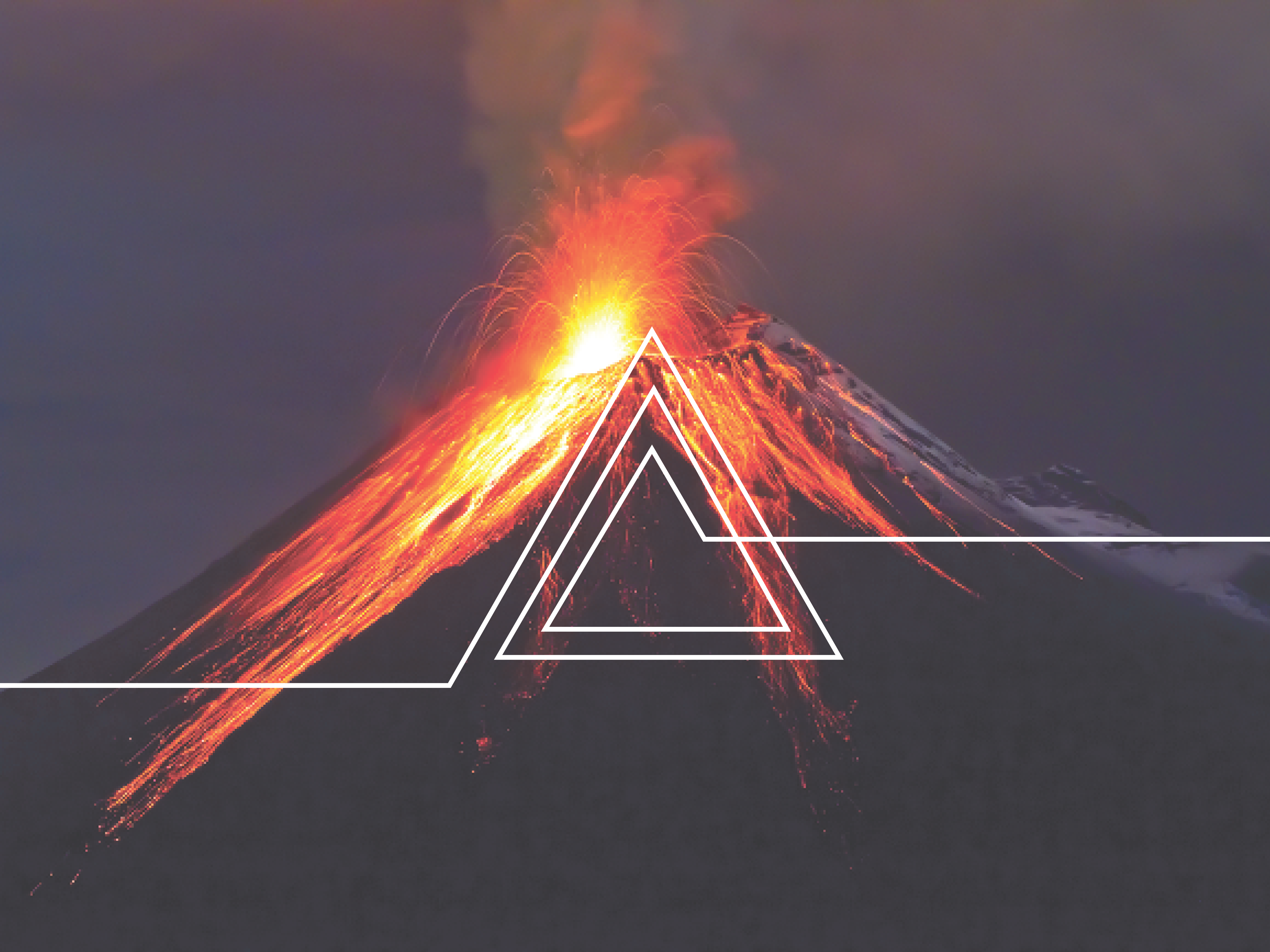 8787x6591 Volcano Geometric Vectors Geometry In Auckland