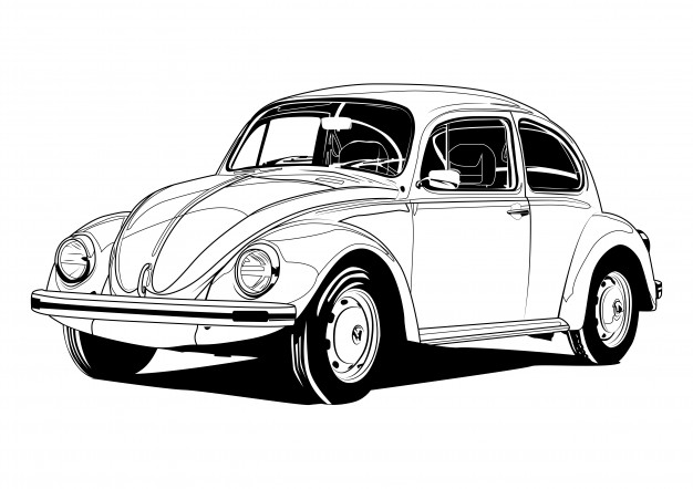 626x442 Car Vw Vectors, Photos And Psd Files Free Download