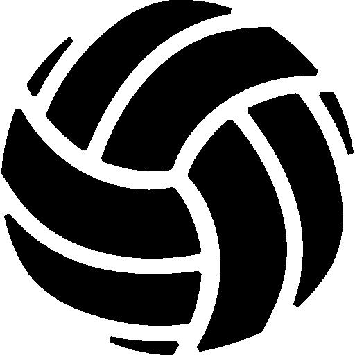 Volleyball Logo Vector