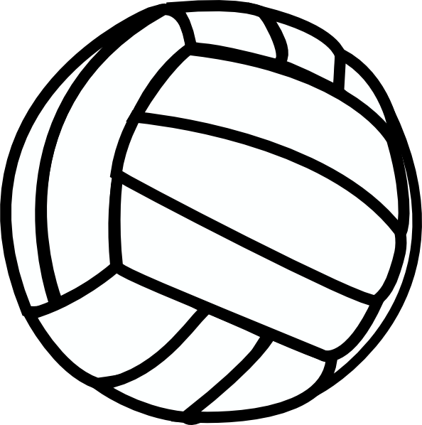 Volleyball Vector Free