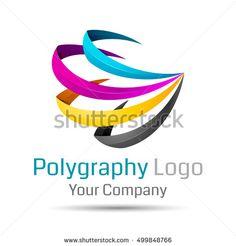 236x246 Sea Water Wave Icon Volume Logo Colorful. 3d Vector Design. C