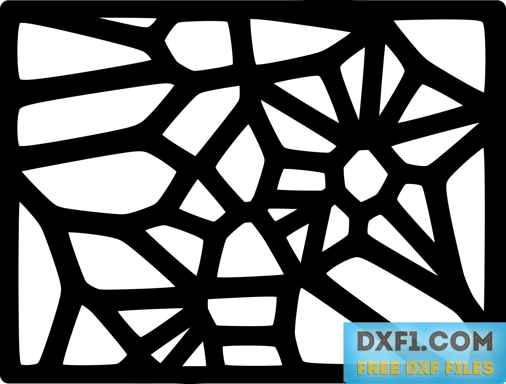 1675x1270 Cnc Files. Dxf Images. Dxf Art. Cut Files. Milling Files