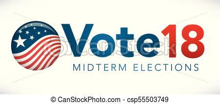 450x214 Election Header Banner With Vote. Election Header Banner W Vote.