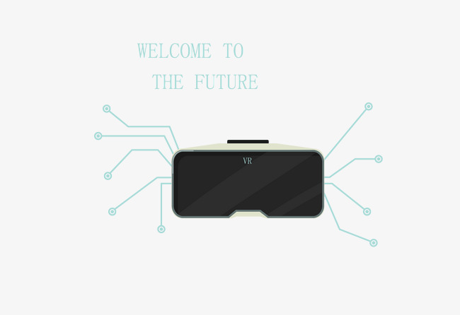 650x446 Vector Black Vr Technology Glasses, Black Vector, Technology