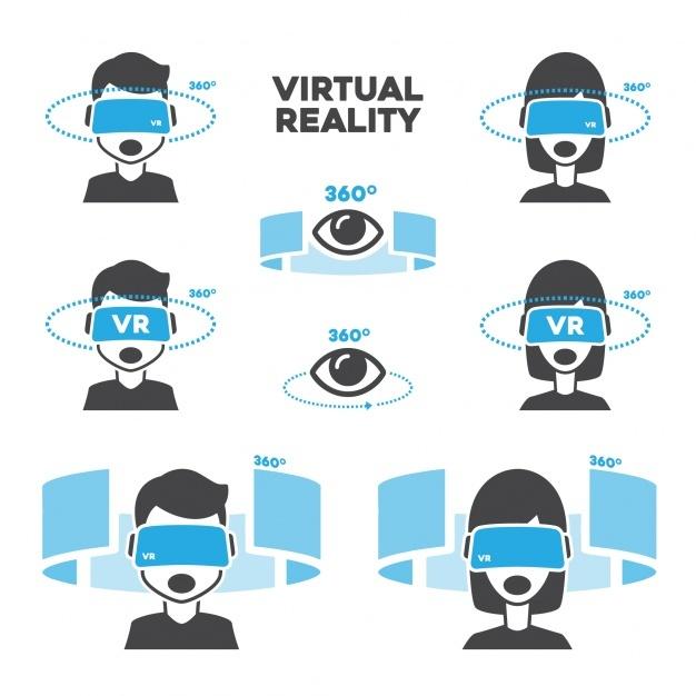626x626 Virtual Reality Vectors, Photos And Psd Files Free Download
