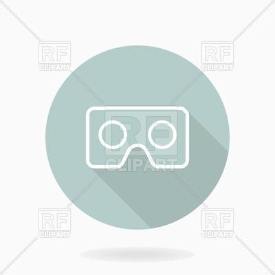 400x400 Vr Glasses Icon