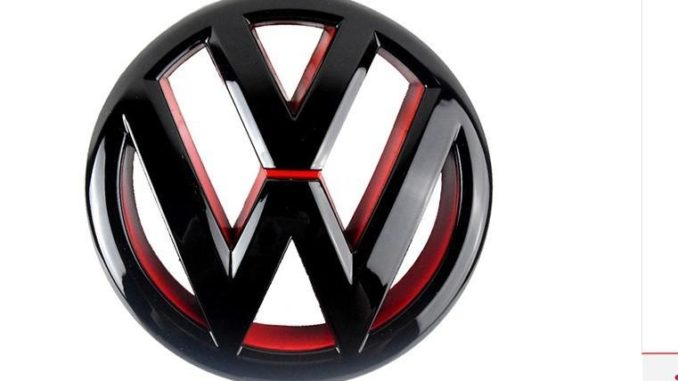 678x381 Vw Logo Drawing Wallpaper