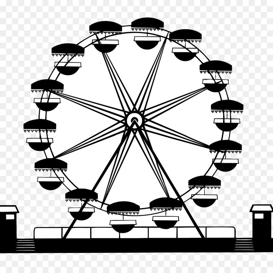 900x900 Car Ferris Wheel Wagon Clip Art