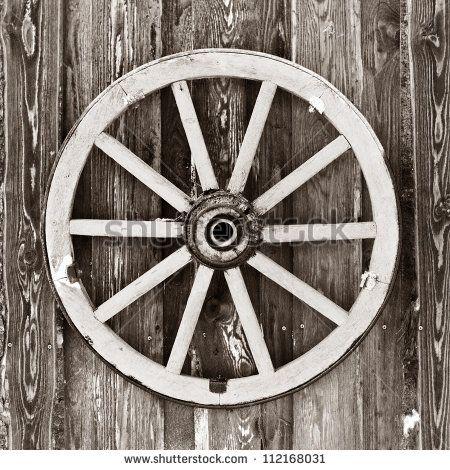 450x470 Cart Wheel