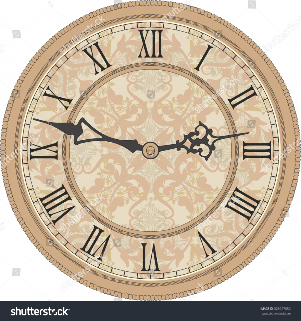 1024x1092 Decorations Antique Wall Clock Unique Antique Wall Clock Vector