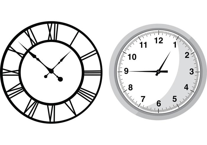 Wall Clock Vector at GetDrawings com | Free for personal use Wall